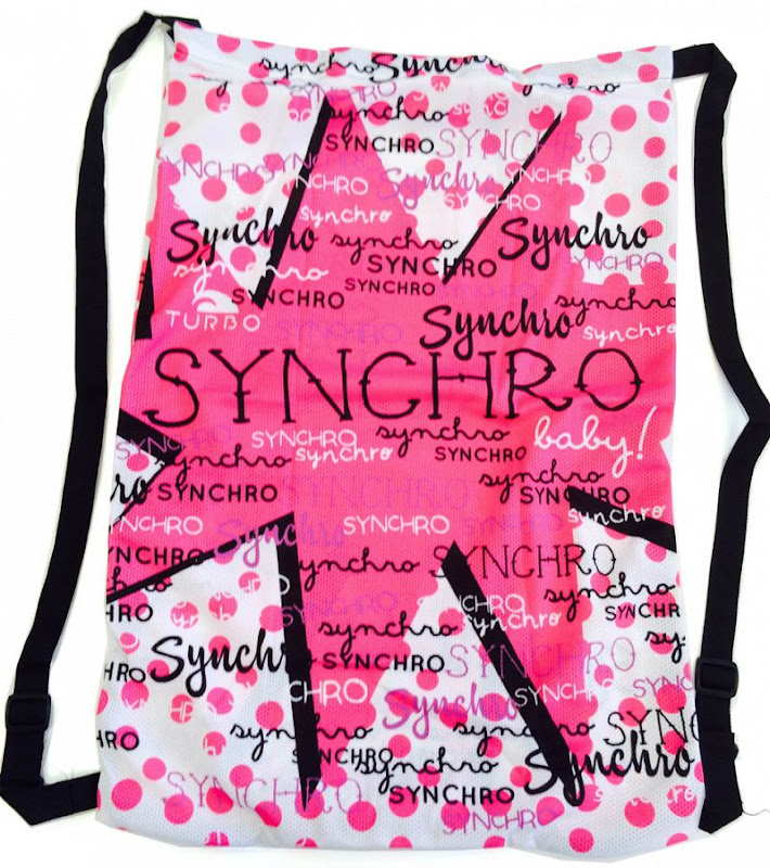 Turbo Synchro Mesh Bag - 9810301
