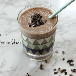 Brownie Batter Protein Shake