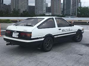 スプリンタートレノ AE86 AE86 GT-APEX 58年式のカスタム事例画像 lemoned_ae86さんの2019年07月16日16:21の投稿