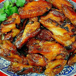 Aloha Chicken Wings