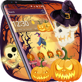Halloween - Free Launcher Theme 🎃