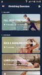 screenshot of Stretching Exercises - Flexibility Training