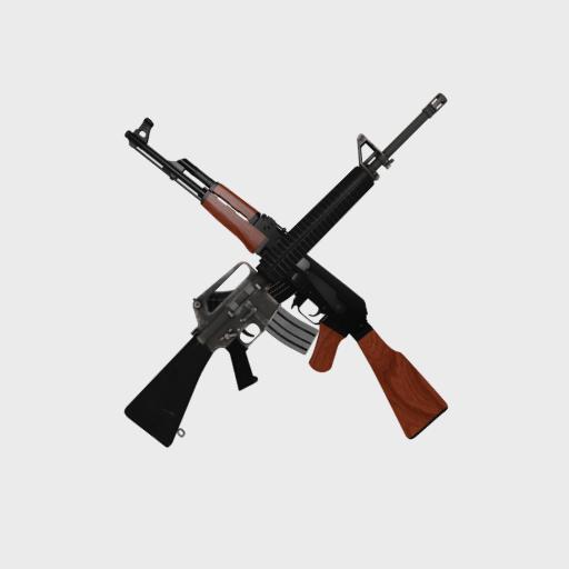 A Set of Guns