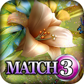 Match 3: Flower Power