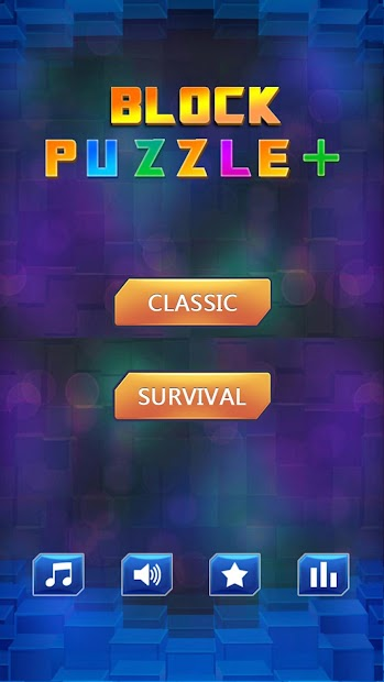 Block Puzzle Android App Screenshot