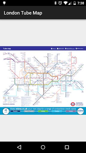 Tube Map: London Underground (Offline) screenshot