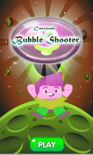 Cartoon Bubble Shooter 2017 - náhled