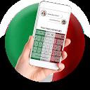 Italy Flag Keyboard - Elegant Themes APK