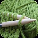 Knitting ideas icon