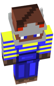 Thanks I promise I will make the knight Robinson Skin and Soccer Robinson Player Skin for you I will likem you to favourite your skin,comment and like your skin