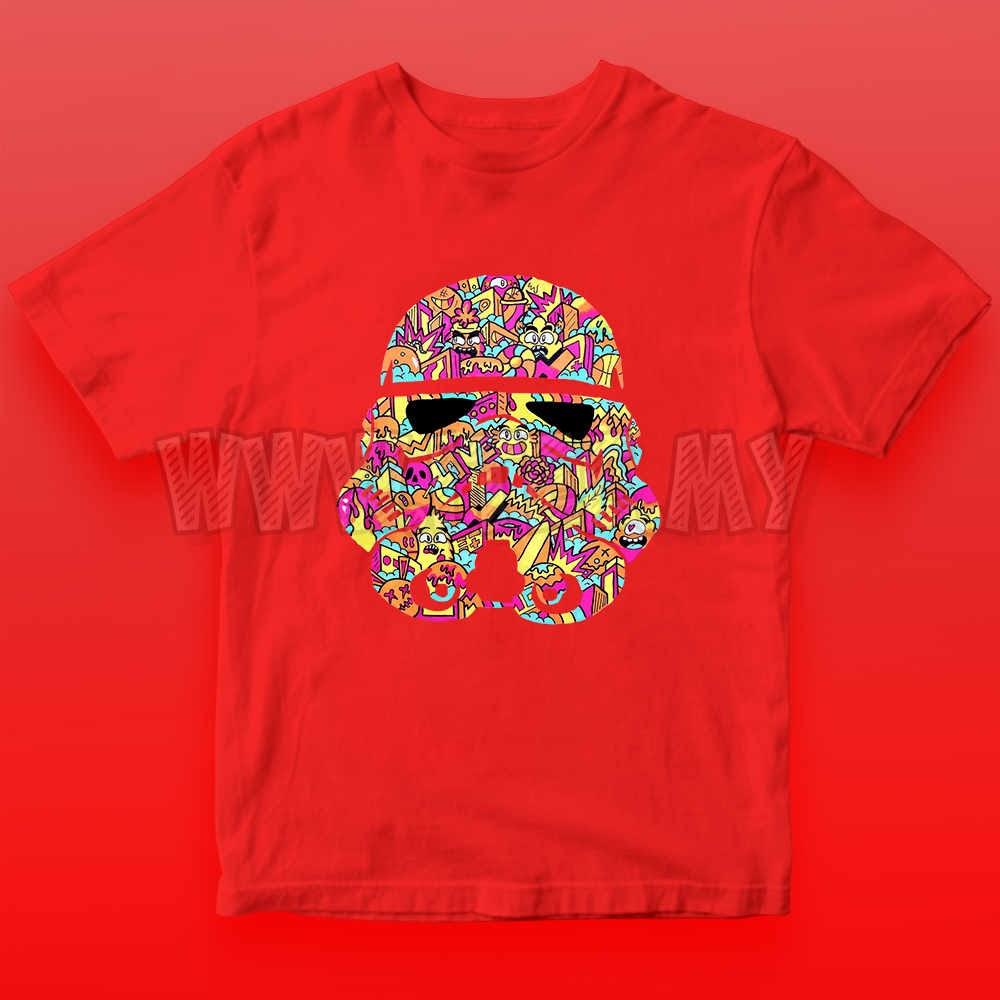 Stormtrooper Starwar Doodle 17