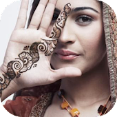 Simple Mehndi Design Ideas
