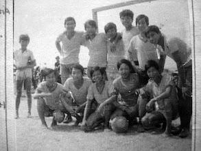 Photo: Sân Vận Động Gò Dầu - đội Nong Lam Suc tranh giai hoc sinh Bình Dương