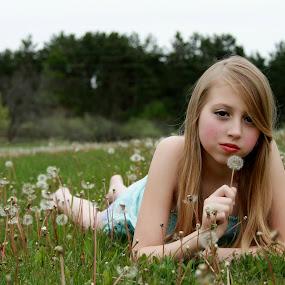 by Caitlin Scroggins - Babies & Children Child Portraits ( child, sister, model, family, portrait )