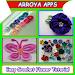 Easy Crochet Flower Tutorial icon