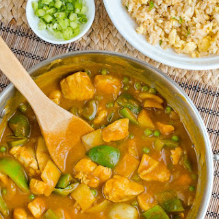 Syn Free Chinese Chicken Curry.