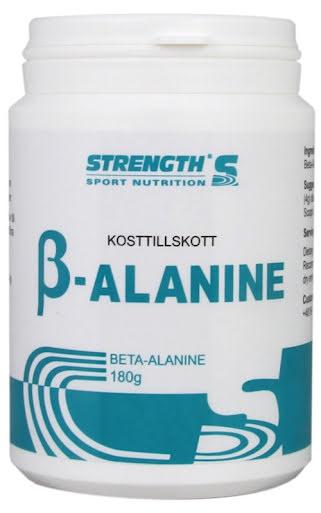 Strength Beta Alanin 180g