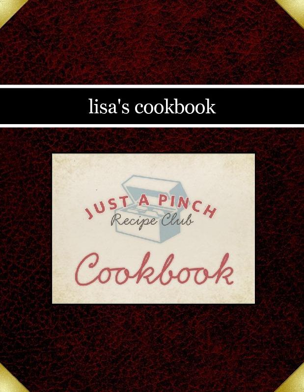lisa's cookbook