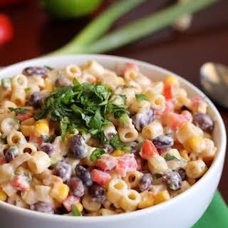 Mexican Pasta Salad.