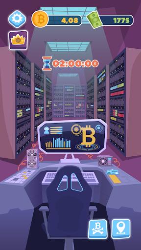 Bitcoin mining: life tycoon, idle miner simulator 1.0.3 screenshots 6