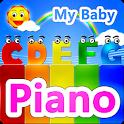 My baby Piano (Remove ad) icon