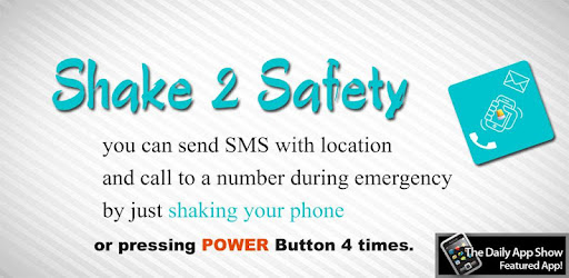 Shake2Safety - Personal Safety – Apps on Google Play