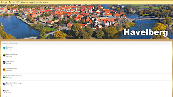 HavelbergApp - Markt-Führer- screenshot thumbnail