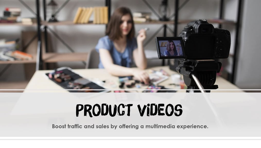 How to Boost Sales With Product Videos in eCommerce