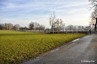 Photo: Rechts: Entwittmete FFH Rosensteinparkfläche für ein S21-Kreuzungsbauwerk