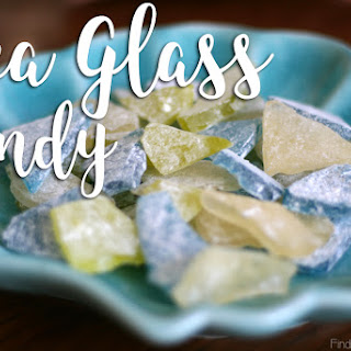 Sea Glass Candy.