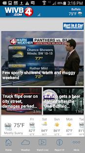 WIVB News 4- screenshot thumbnail