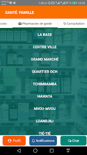 Download SANTEF - Vaccination, pharmacie et consultation For PC Windows and Mac apk screenshot 5
