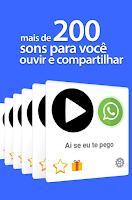 Screenshot of Sons Engraçados Humor Brasil