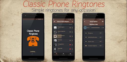 Classic Phone Ringtones - Apps on Google Play