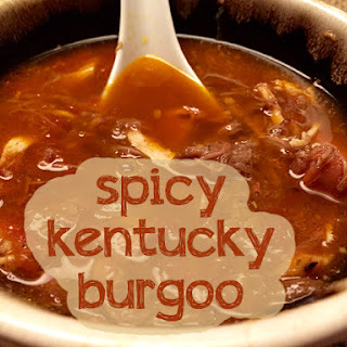 Low Carb Kentucky Burgoo