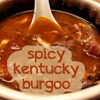 Low Carb Kentucky Burgoo.