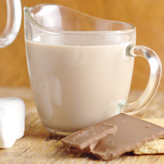 Homemade S'mores Coffee Creamer