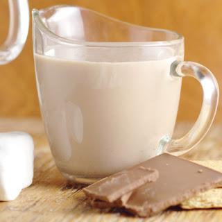 Homemade S'mores Coffee Creamer