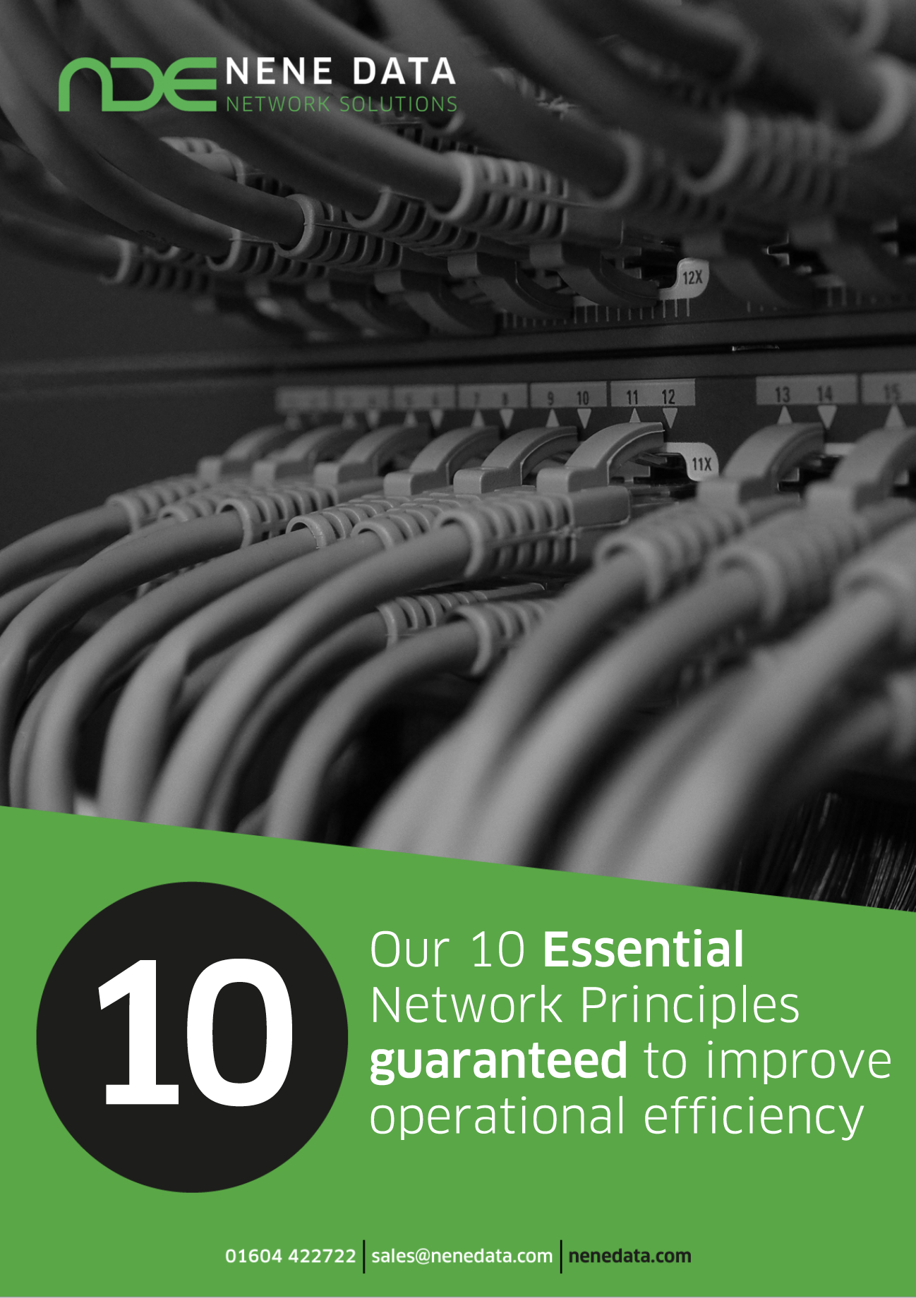 Our Ten Network Essentials Cover Page