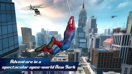 The Amazing Spider-Man 2 APK (MOD, Unlimited Money) v1.2.8d 2
