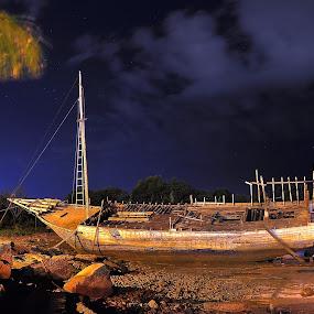 by Maverick Anat - Transportation Boats