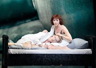 Photo: Wien/ Raimundtheater: MOZART - das Musical. Premiere 13.9.2015. Oedo Kuiper, Franziska Schuster. Copyright: Barbara Zeininger