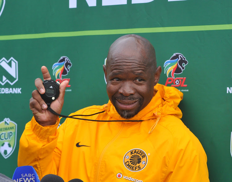 Former Kaizer Chiefs head coach Steve Komphela, who resigned in a huff following a 2-0 Nedbank Cup semi final defeat to Free State Stars on April 21 2018 at Moses Mabhida Stadium in Durban, says he is not lost to football and will soon make a come back.