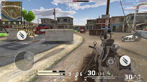 Sniper Shoot Action Strike  screenshots 2
