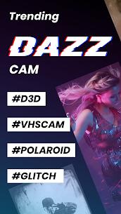 Dazz Cam App: Glitch Photo Effects & VHS Camcorder 2
