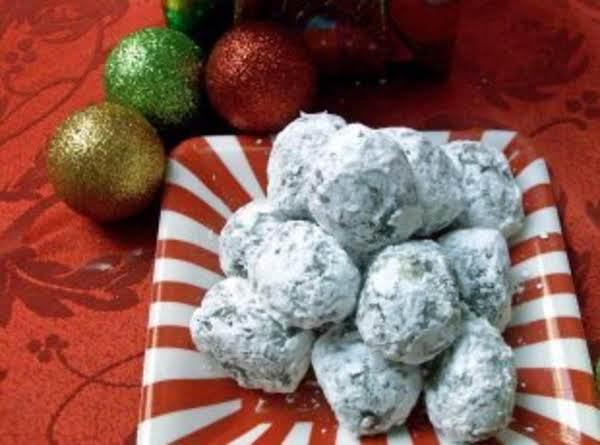 Zinfandel Port Balls Recipe