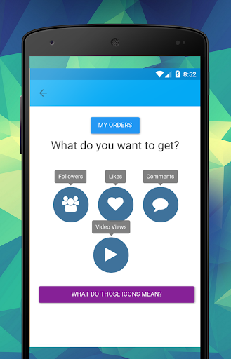 Real Followers Booster app (apk) free download for Android/PC/Windows screenshot