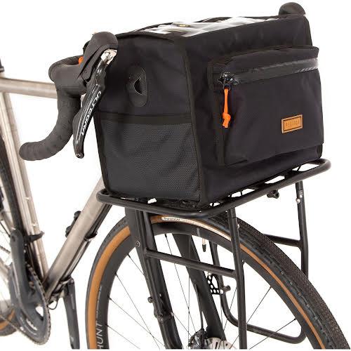 Restrap Rando Front Bag, Small - Black