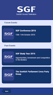SGF Connect- screenshot thumbnail