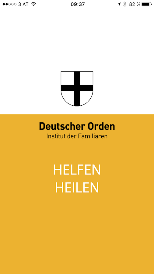 Deutscher Orden - Familiare- screenshot